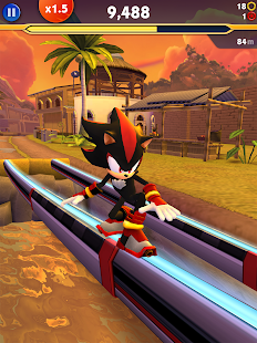 Sonic Dash 2: Sonic Boom screenshots 14