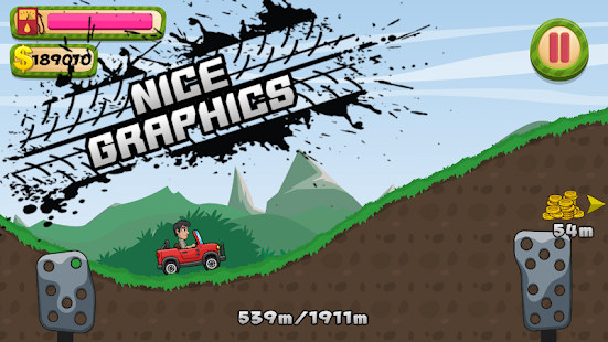 Hill Racing – Offroad Hill Adventure game 1.1 screenshots 1