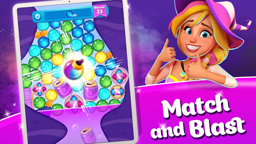 Crafty Candy Blast - Sweet Puzzle Game modavailable screenshots 6
