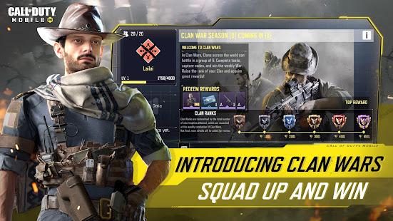 Call of Duty®: Mobile - Season 4: Spurned & Burned apk