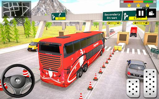 Bus Driver Simulator: Tourist Bus Driving Games 1.2 screenshots 10