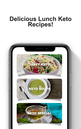 Foto do Keto Recipes: Lunch Recipes for Weight loss