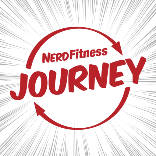 Nerd Fitness Journey icon