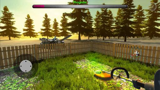 Code Triche Lawn Mower Simulator (Astuce) APK MOD screenshots 2