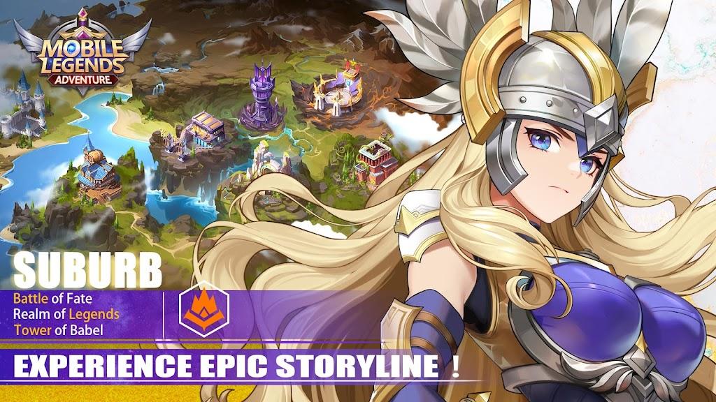 Mobile Legends: Adventure poster 14