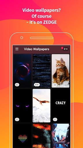 ZEDGEu2122 Wallpapers & Ringtones screenshots 5