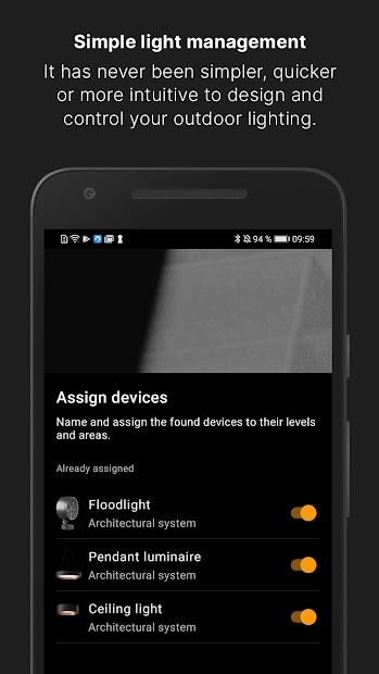 BEGA Connect screenshot 6