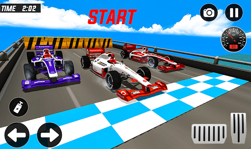 Top Speed Formula Car Racing Chase 2019  screenshots 1