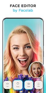 Facelab v3.5.100 MOD APK – Face Editor, Selfie Photo Retouch App by EXOSMART 1