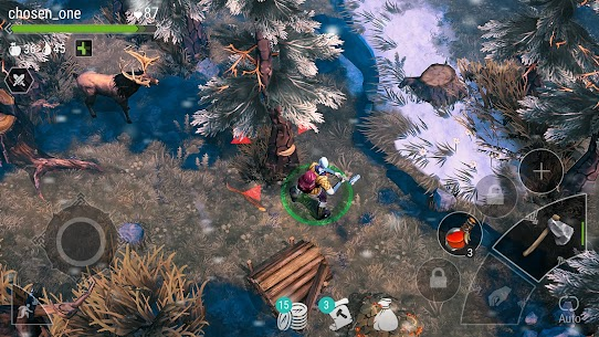Frostborn: Coop Survival 1.3.32.10999 MOD APK [ FULLY MODED] 5