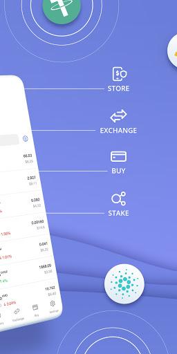 Guarda Crypto Wallet: Bitcoin, Ethereum, Ripple  screenshots 2
