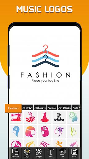 Logo Maker - Logo Creator, Generator & Designer 3.7 Screenshots 5