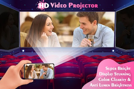 HD Video Projector Simulator Apk 5