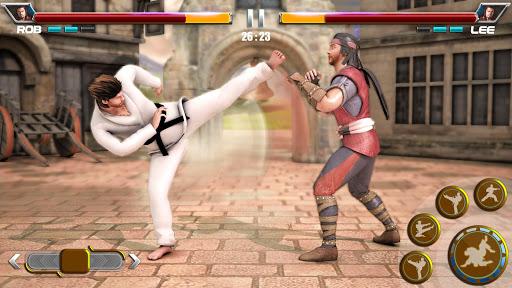 Karate Fighting 2020: Real Kung Fu Master Training apkmr screenshots 3