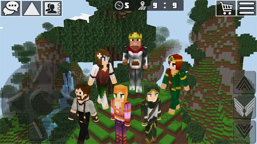 WorldCraft: 3D Build & Block Craft  screenshots 24