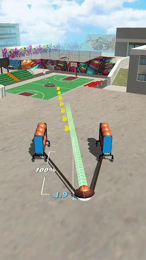 Slingshot Basketball! modavailable screenshots 7