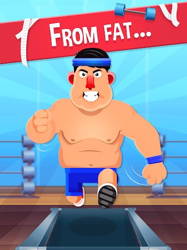 Fat No More - Be the Biggest Loser in the Gym! 1.2.39 screenshots 11