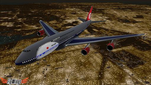Flight Simulator Night - Fly Over New York NY 1.0.1 screenshots 9