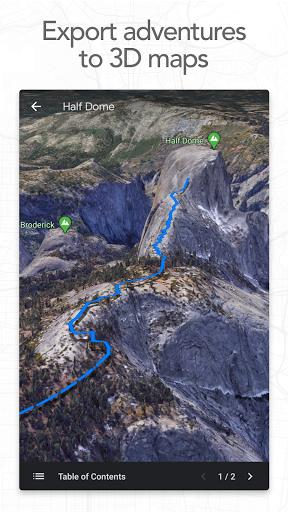Footpath Route Planner - Running, Hiking, Bike Map  Screenshots 6