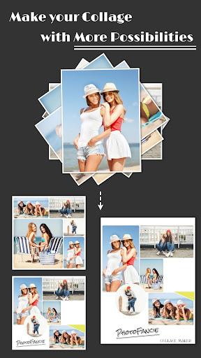 Collage Maker (Layout Grid) - PhotoFancie  screenshots 1