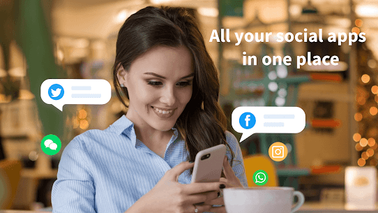 All In One Messenger for Social Apps 1