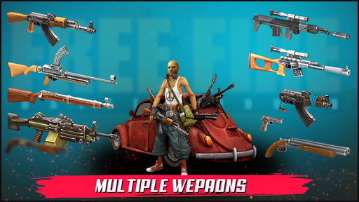 Fire Battleground squad survival: Shooting Games apkdebit screenshots 18