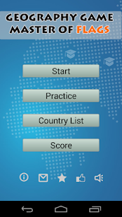 Flags Quiz - Geography Game free Screenshot