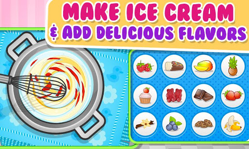 Ice Cream Maker ud83cudf66 Crazy Chef apkslow screenshots 3