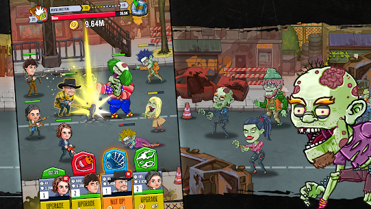 Zombieland: AFK Survival 5