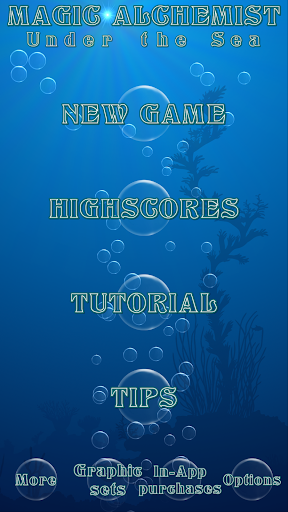 Magic Alchemist Under the Sea screenshots 4