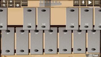 Marimba, Xylophone, Vibraphone Real
