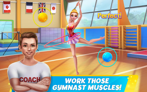 Rhythmic Gymnastics Dream Team: Girls Dance 1.0.5 Screenshots 10