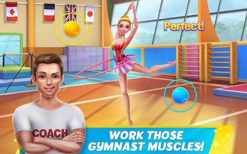 Rhythmic Gymnastics Dream Team: Girls Dance 10