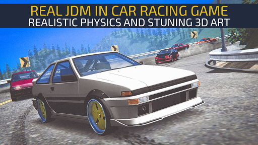 JDM Racing: Drag & Drift Races 1.5.4 screenshots 1
