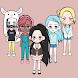 My Webtoon Character Girls - K-popアイドルアバター