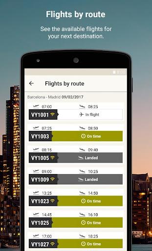 Vueling - Cheap Flights apktram screenshots 5