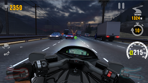 MotorBike: Traffic & Drag Racing I New Race Game screenshots 4
