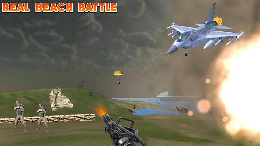 Call of Beach Defense: FPS Free Fun 3D Games 1.6 de.gamequotes.net 3
