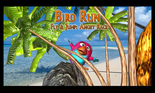 ud83dudc4d Bird Run, Fly & Jump: Angry Race  screenshots 20