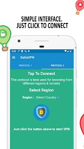 Delta VPN MOD (Pro) 1