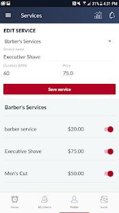 Ring My Barber | Barber Booking App