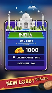 Carrom King MOD APK (Unlimited Coins) 4