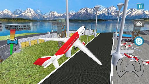 Airplane Flight Simulator: Flying Plane Games 2020 apkdebit screenshots 4