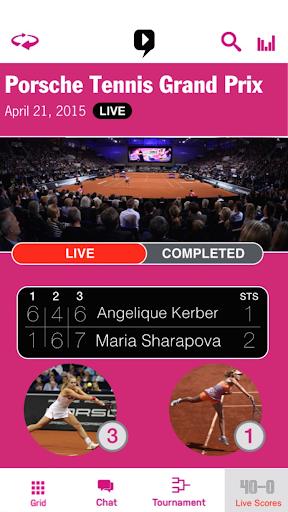 social tennis screenshot 3