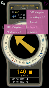 GPS Waypoint Finder  For Pc (Windows And Mac) Free Download 2