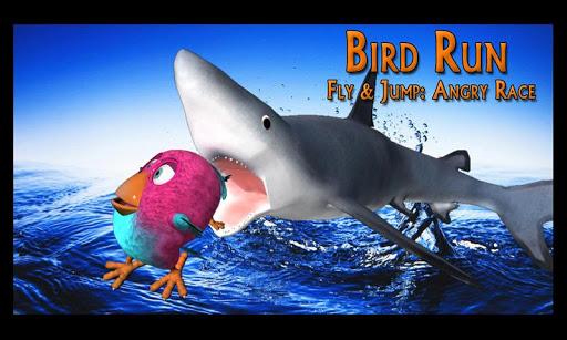 ud83dudc4d Bird Run, Fly & Jump: Angry Race  screenshots 5