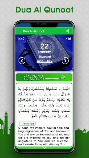 Prayer Times : Salah Time & Qibla Direction 8.1 Screenshots 11