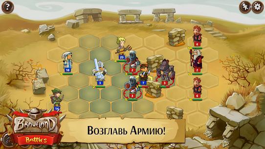 Braveland Battles MOD APK 1