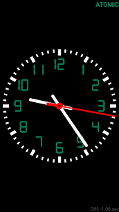 Clock Seconds Pro + Widget v2.2.1 [Paid] 2