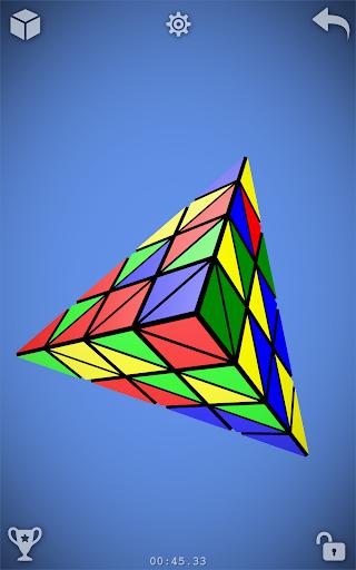 Magic Cube Puzzle 3D screenshots 16